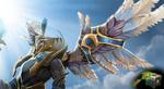 Baner - Vengeancebound Wings