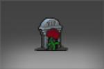 Phantom Assassin Gravestone Emoticon