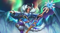 Lady of the Lumini Polare Set