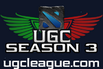 UGC Dota 2 League Season 3 Ticket