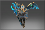 Cloud Forged Battle Gear Set