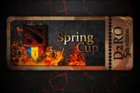 Dota 2 Romania 5 - Spring Cup Ticket