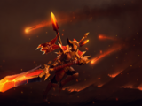 Compendium Arms of the Onyx Crucible Loading Screen