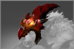 Chaotic Skull of the Razorwyrm