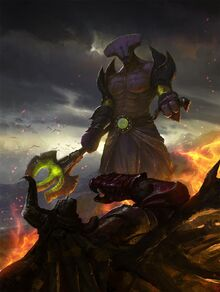 Faceless Void - Fan Art
