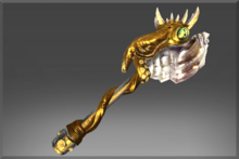 Cosmetic icon Golden Grasping Bludgeon