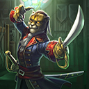 Chax the duelist