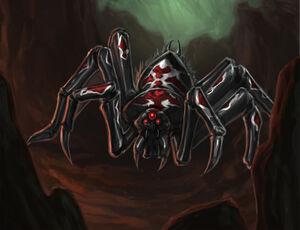 Z2a3 spider ambush