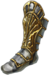Boots gilded colossus