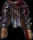 Pants bloody crupellarius