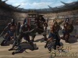 Batiatus' Elite Gladiators (Guild Raid)