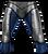Chivalrous pants