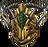 Helm golden beast hunter