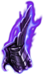 Arcane raven gloves