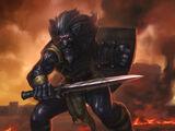 Enraged Beastman Warrior (Campaign Raid)