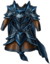 Chest blue knight