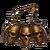 Marauder trophy brown