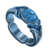 Ring blue knight
