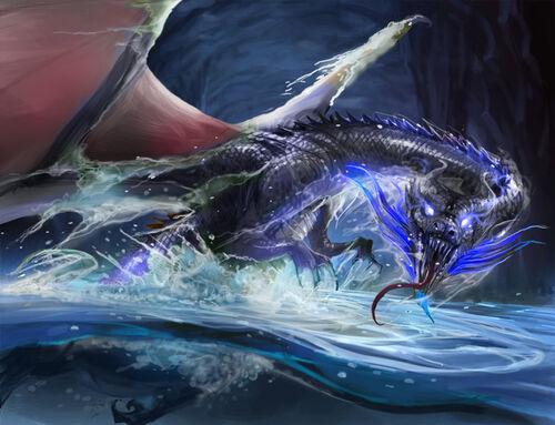 Sea drake raid