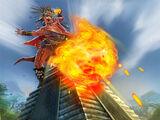 Fire Giant Shaman (Campaign Raid)