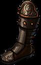 Boots bronzefist