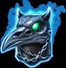 Spirit raven helm