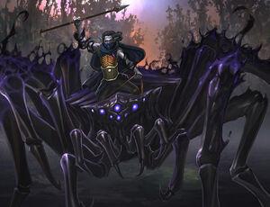 Umbra spider raid