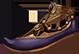 Boots purple lion