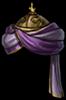 Helm purple lioness