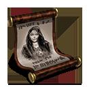 Rohesia scroll brown
