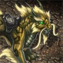 Mount yellow knight