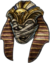 Helm mummy pharaoh