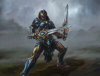 Undead warrior boss1a