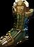 Hydra Warrior's Boots