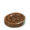 Emblem of caracalla brown