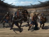 Batiatus' Gladiators (Guild Raid)