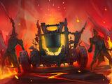 Magma Tossers (Campaign Raid)