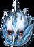 Tundra Warlord Head