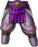 Pants purple lioness