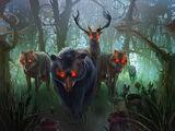 Corrupted Wilds (Raid)