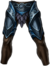 Pants blue knight
