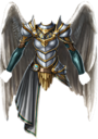 Chest angelic knight f