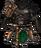 Direwolf beastman illusion set chest