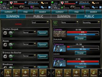 Summon Public