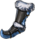 Yule chieftain boots