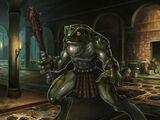 Frog-Man Looter (Campaign Raid)