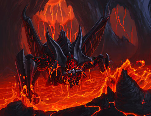 Imryx the Incinerator (Raid)   Dawn of the Dragons Wiki