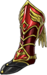 Phoenix Lord's Greaves