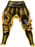 Bound raven pants