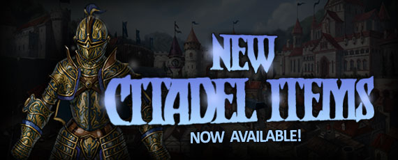 Scroller citadel items 011014